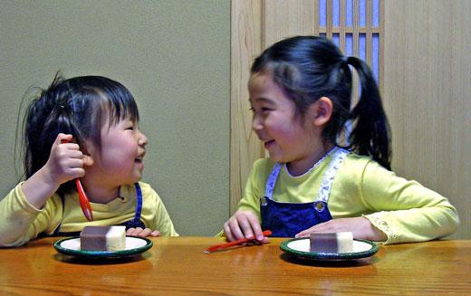 子供も大好き、新鮮・安全な味噌松風